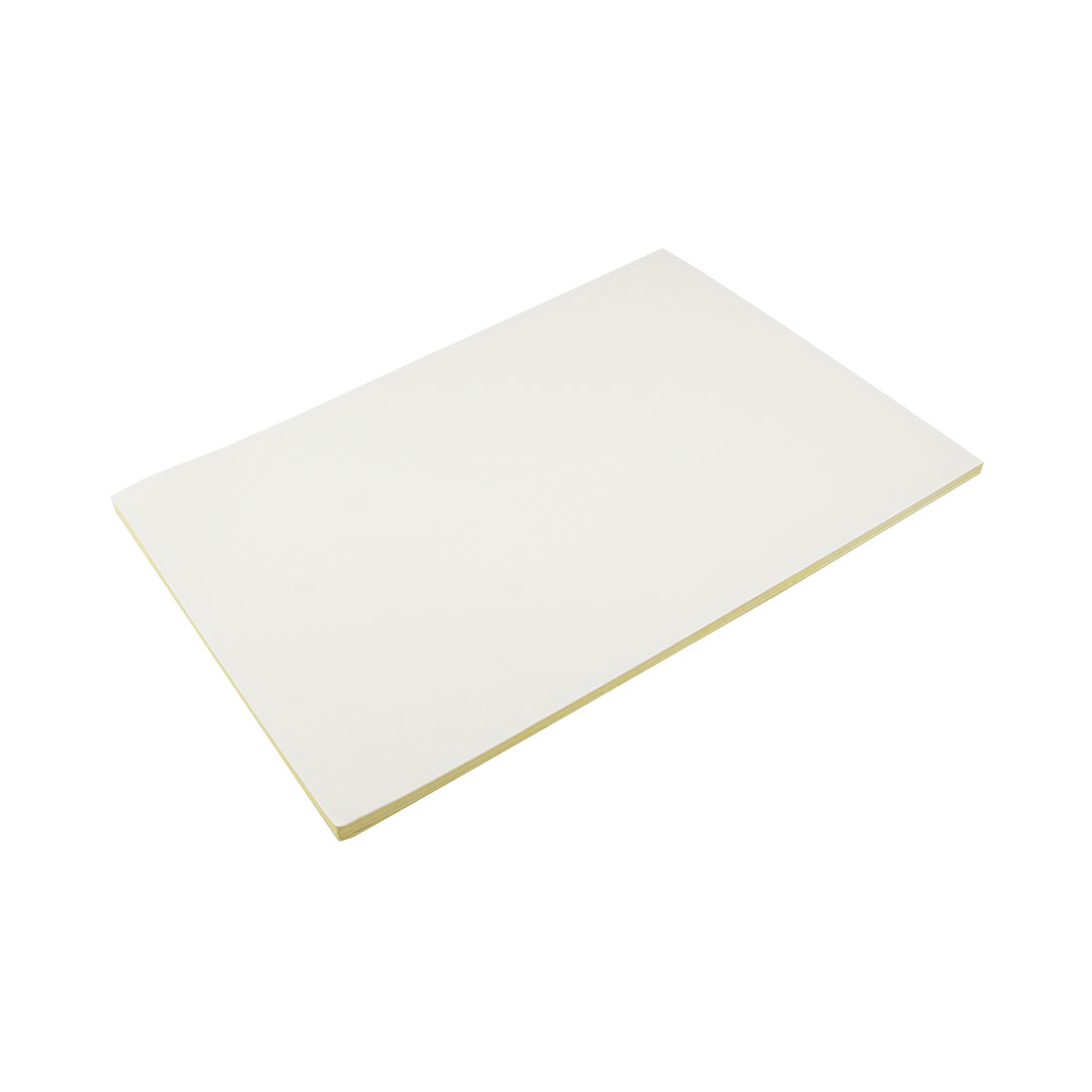 """Home White Manual Dust Removal Vinyl Sticky Paper 48 Sheets 9.5"""" x 13"""""""