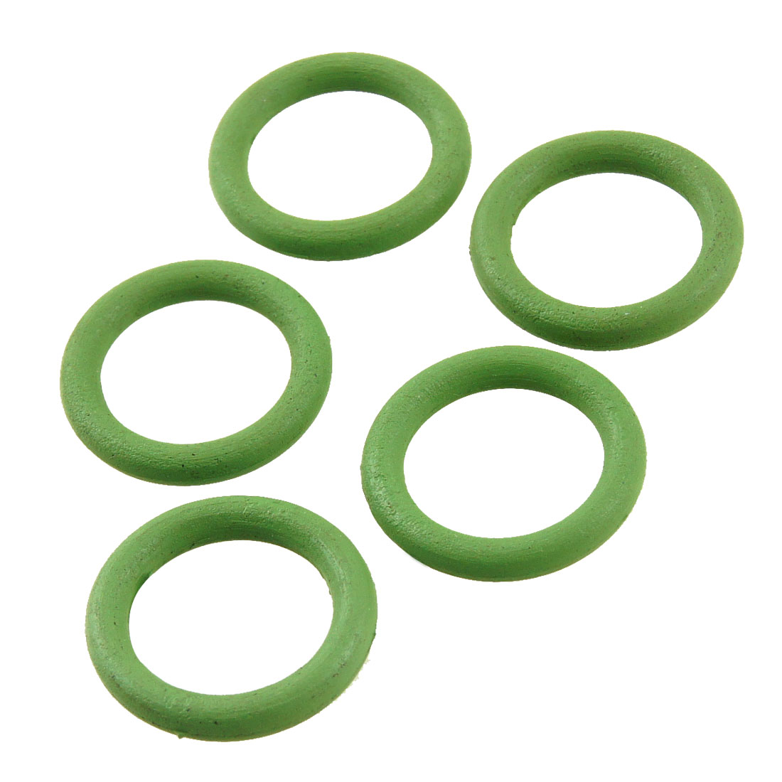 20mm Outside Dia. Mechanical Rubber O Ring Oil Seal Gaskets 5 Pcs