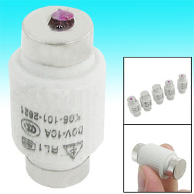 AC 380V 10A 32 x 16.5mm Screw Base Type Fuse Links Low Voltage RL1-15 4 Pcs