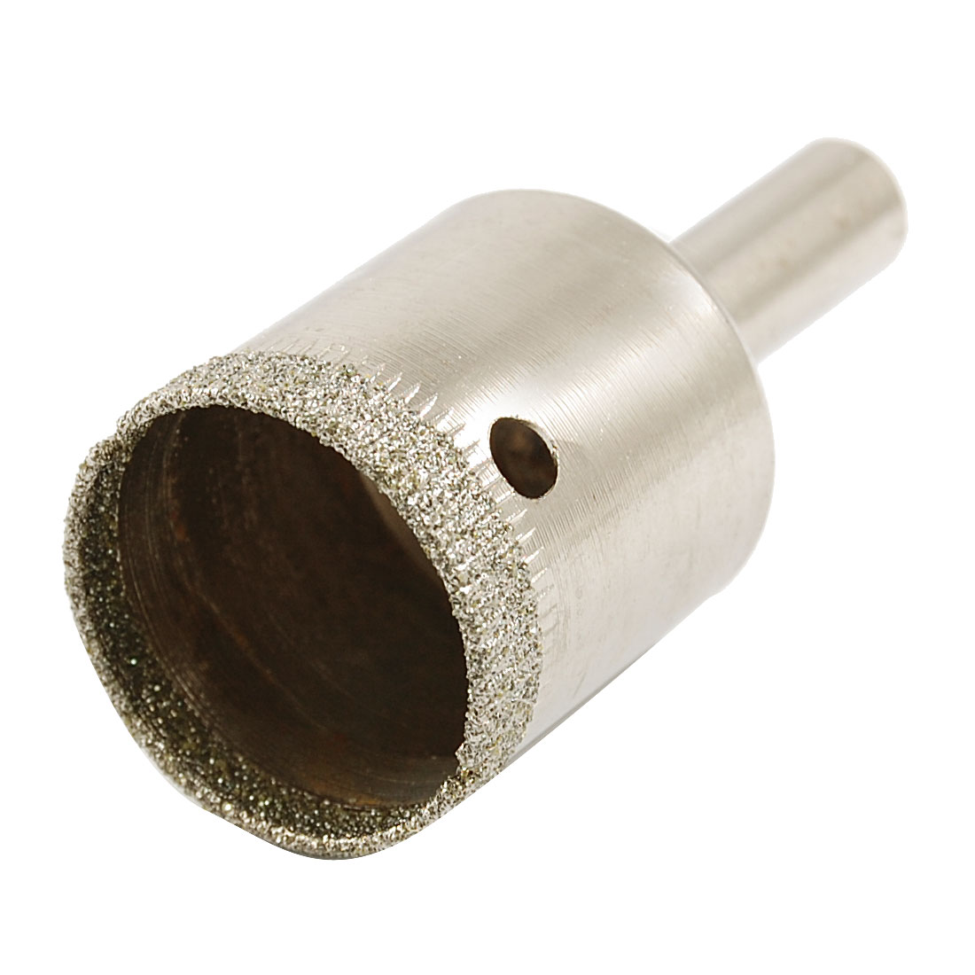 Round Shank 25mm Diameter Diamond Coated Drill Bit Ceramic Glass Hole Saw