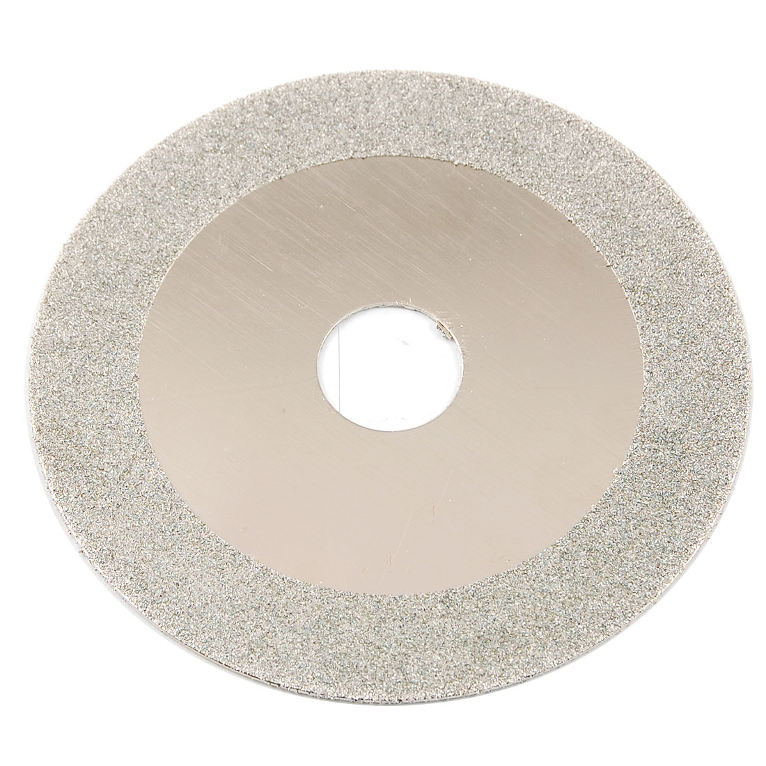 100mm Dia Coarse Grits Double Side Diamond Coated Glass Tile Cutting Disc