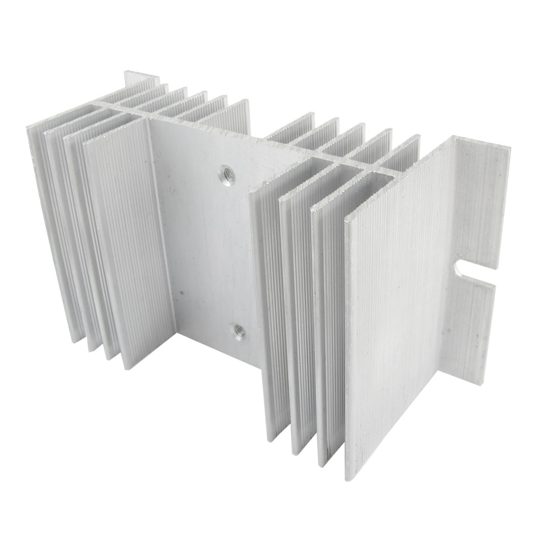 Aluminum Heat Sink Heatsink for Single Phase SSR Solid State Relay