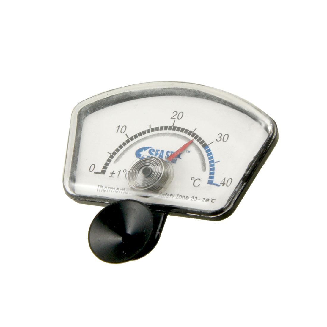 10-40 Celsius Degree Submersible Fish Tank Aquarium Thermometer