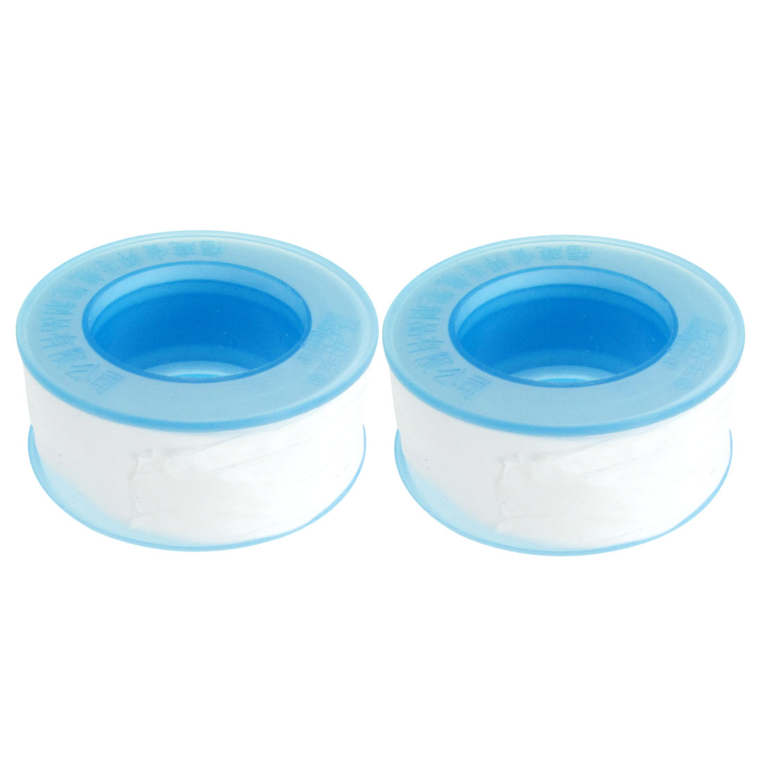 Water Pipe Air Hose Threads 18mm Width PTFE Seal Tape 2 Pcs