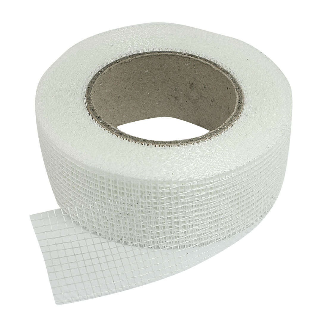 "Self Adhesive 1.8"" Width White Fiberglass Mesh Joint Tape"
