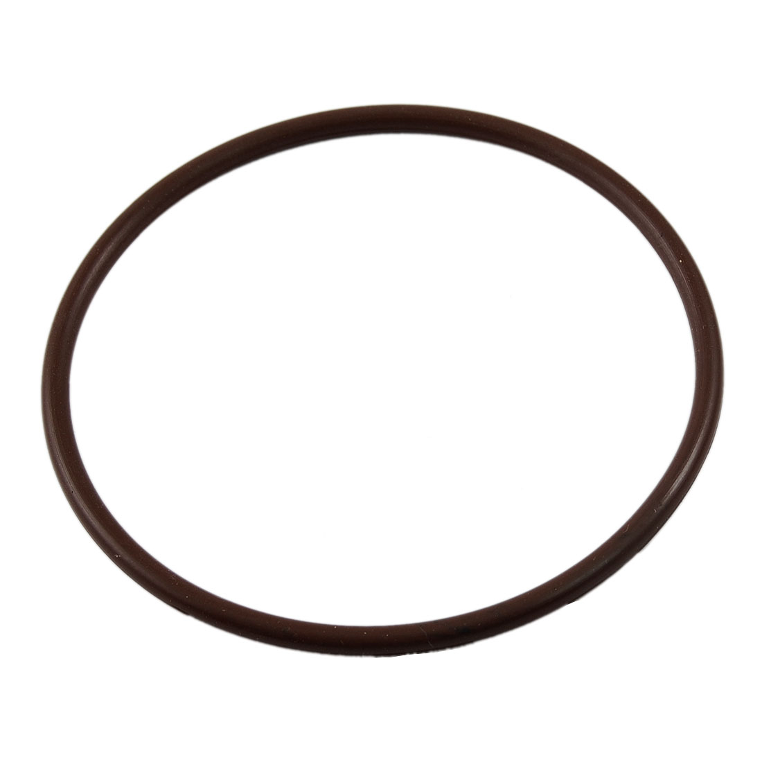 80mm x 3.5mm Mechanical Fluorine Rubber O Ring Seal Gasket Washer