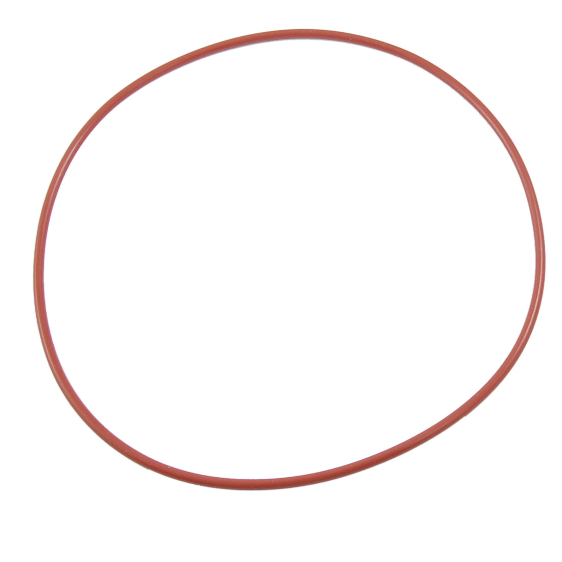 Red Silicone O Ring Oil Seal Gasket Washer Metric 155mm x 3mm