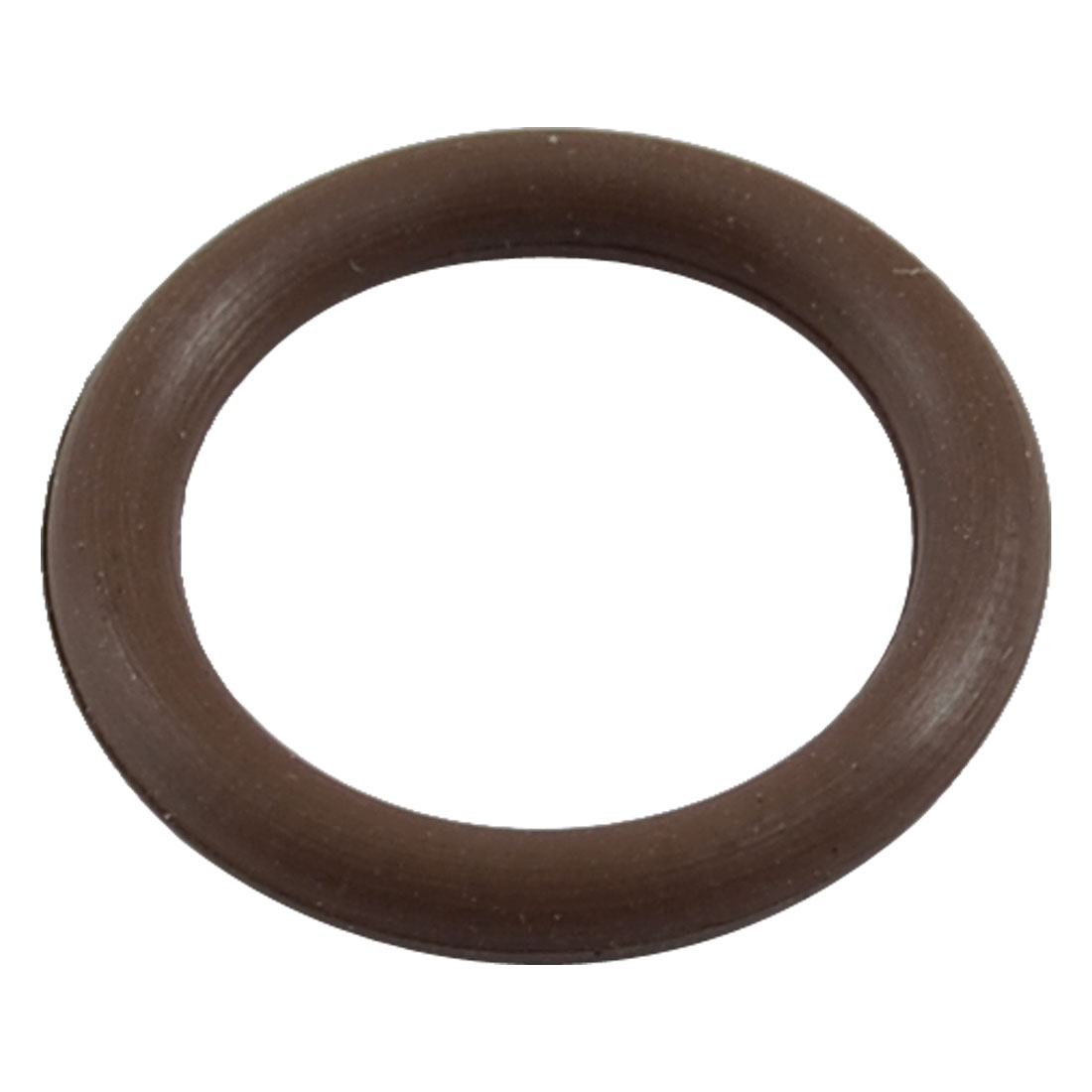 19mm x 2.5mm Mechanical Fluorine Rubber O Ring Oil Seal Gasket Washer