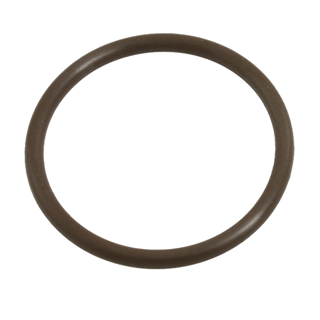 Coffee Color Fluorine Rubber O Ring Oil Seal Gaskets 41mm x 3mm