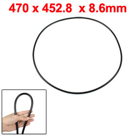 NBR Nitrile Rubber O Ring Oil Sealing Grommets 470mm x 8.6mm