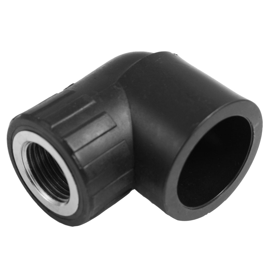 "PT 1/2"" Female Thread 32mm HDPE Slip 90 Degree Pipe Elbow Connector"