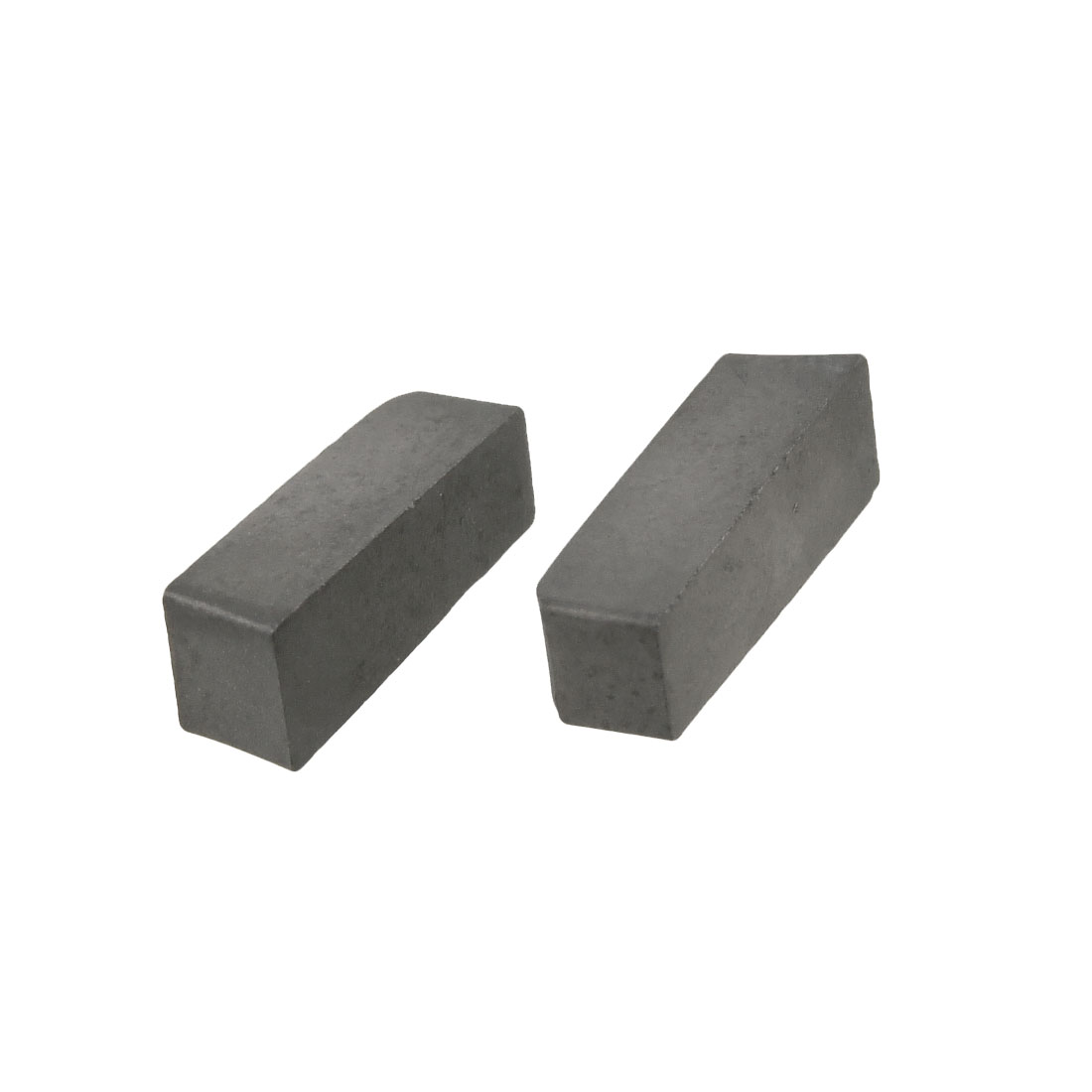 2 Pcs Square Cemented Carbide Inserts for Stainless Steel Incision