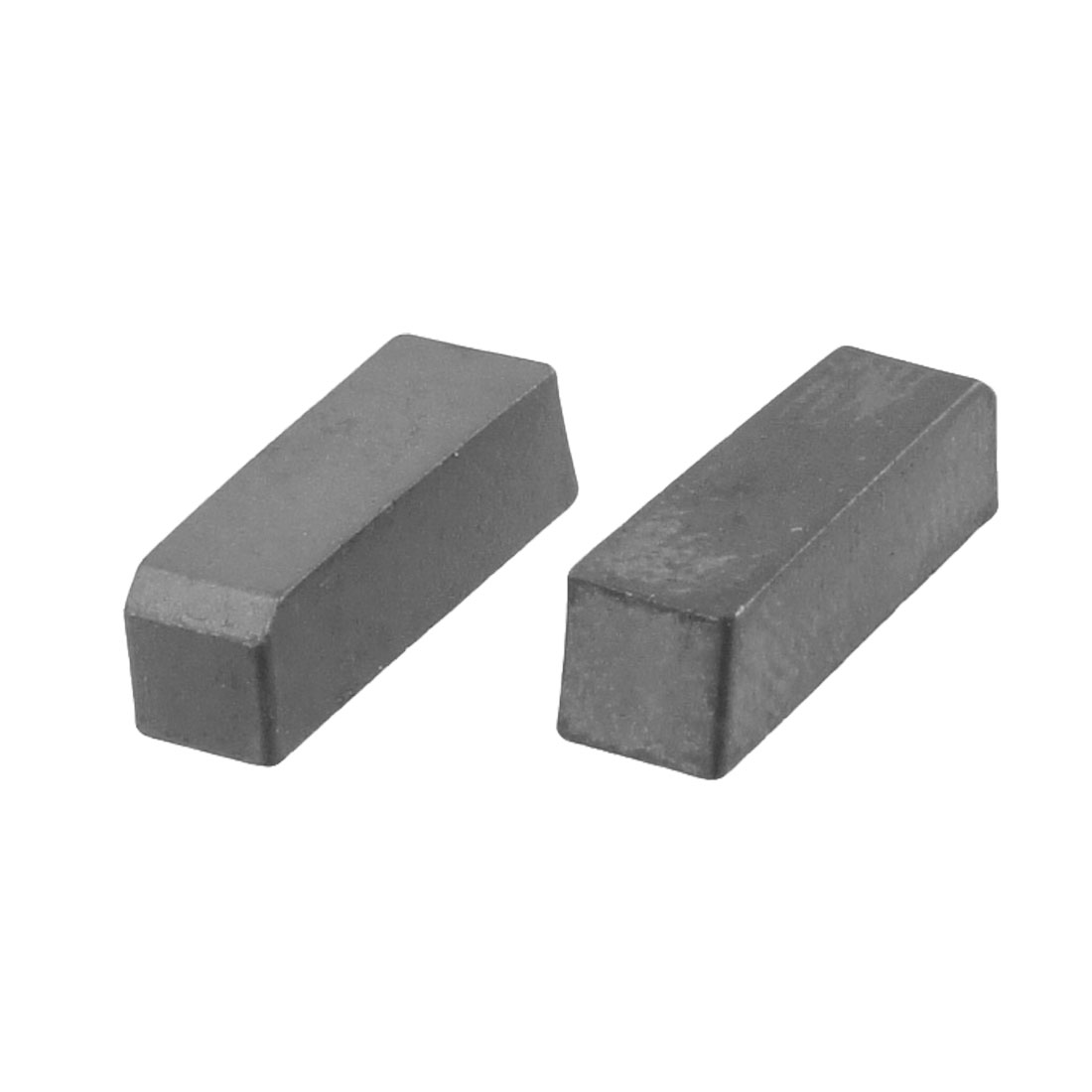 2 Pcs Hard Alloy Square Cemented Carbide Inserts Cutter Tip Cutting Tool