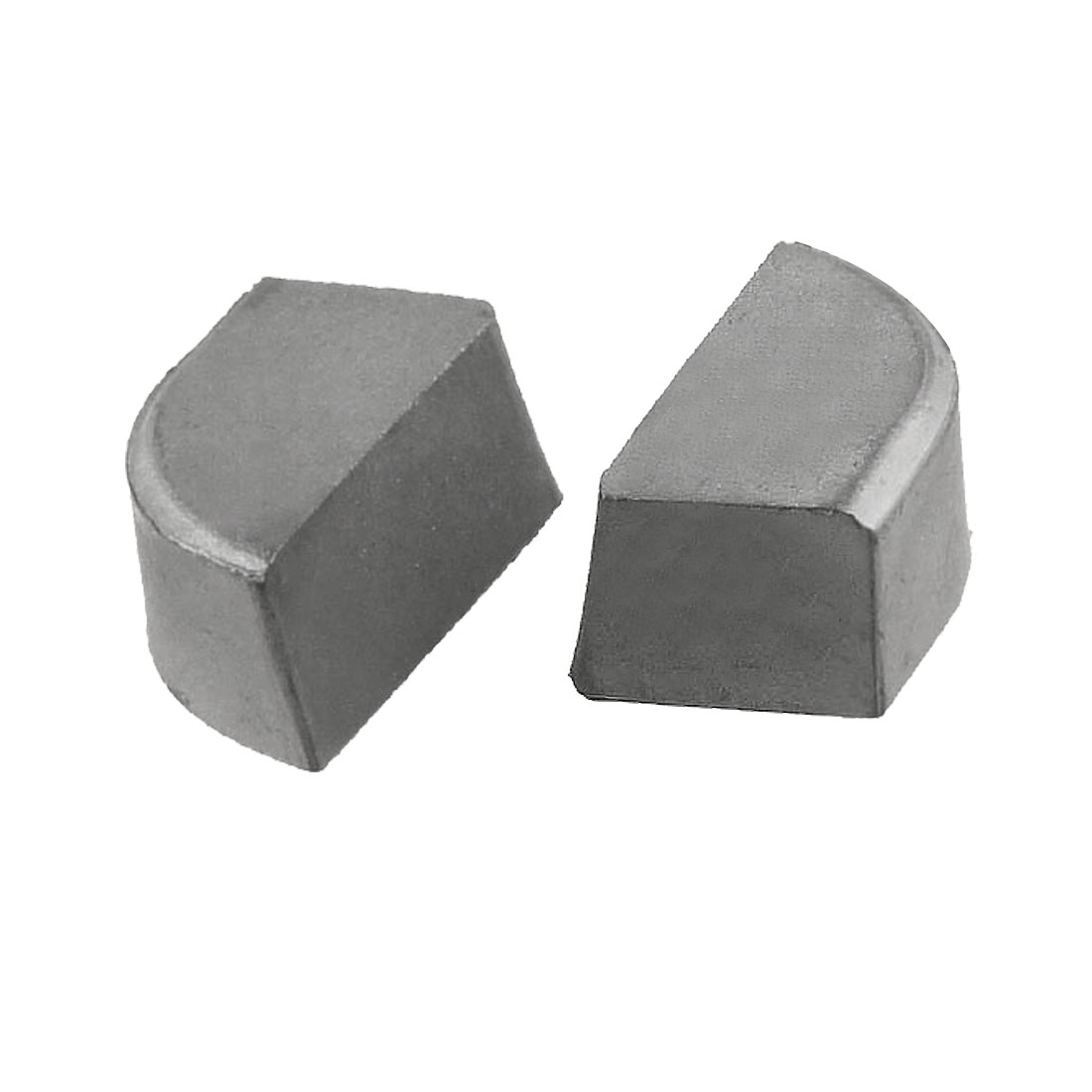 2 Pcs Stainless Steel Cutting Cemented Carbide Inserts Cutter Tip