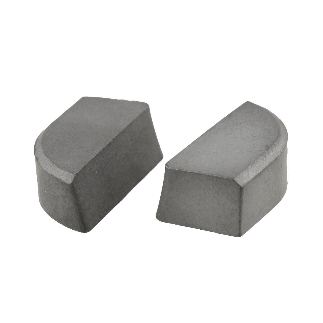 2 Pcs Lathe Tooling Bit Hard Alloy Cemented Carbide Inserts