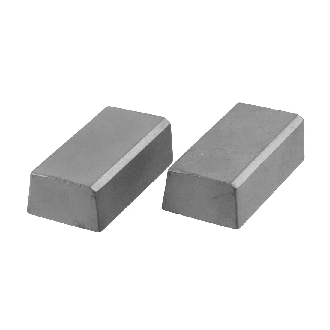 2 Pcs Welding Blade Hard Alloy Square Cemented Carbide Inserts