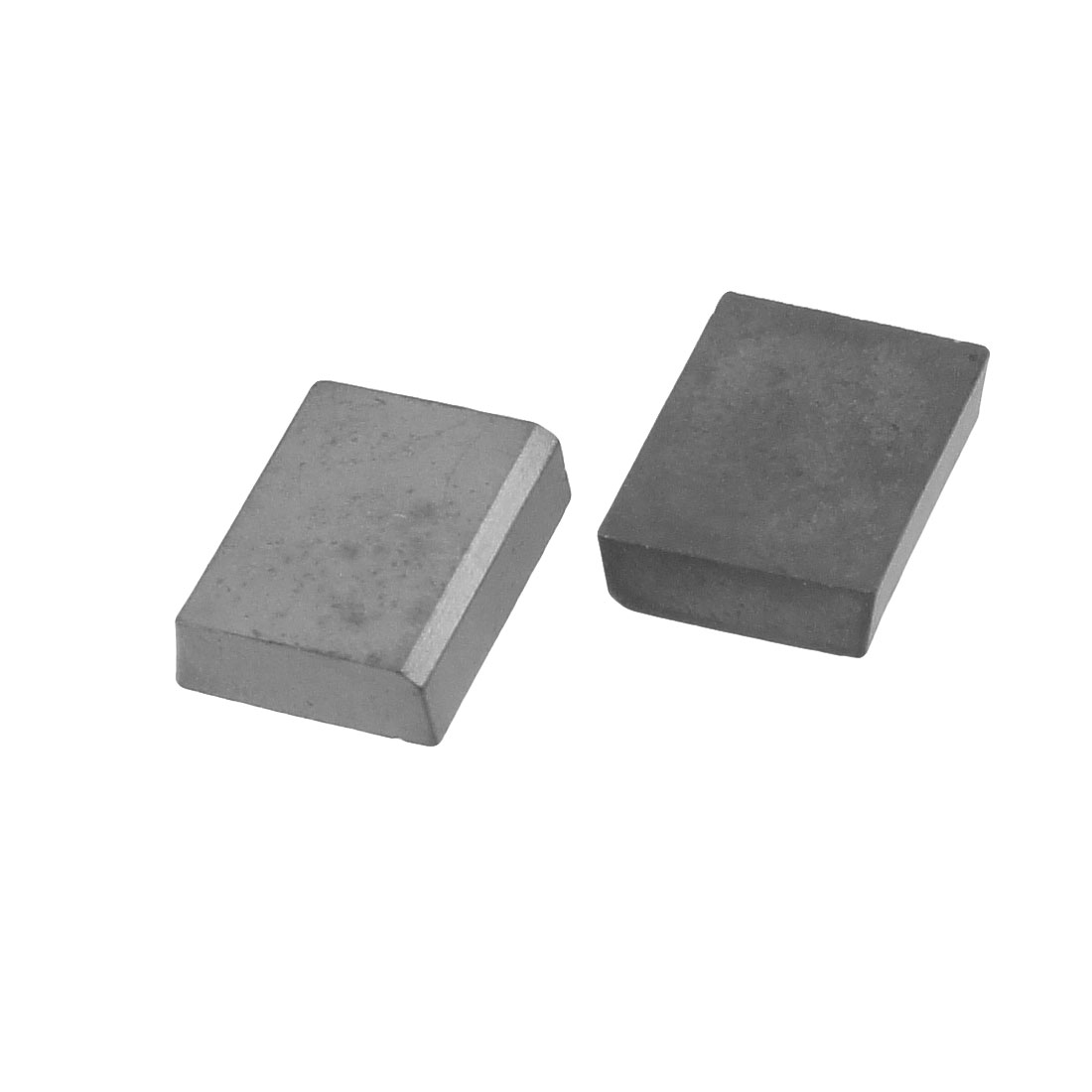 2 Pcs Lathe Tool Bit Square Hard Alloy Cemented Carbide Inserts