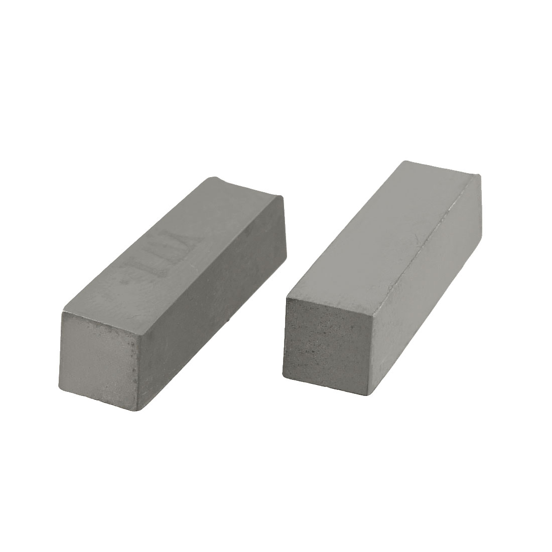 2 Pcs Welding Blade Cemented Carbide Inserts for Stainless Steel Processing