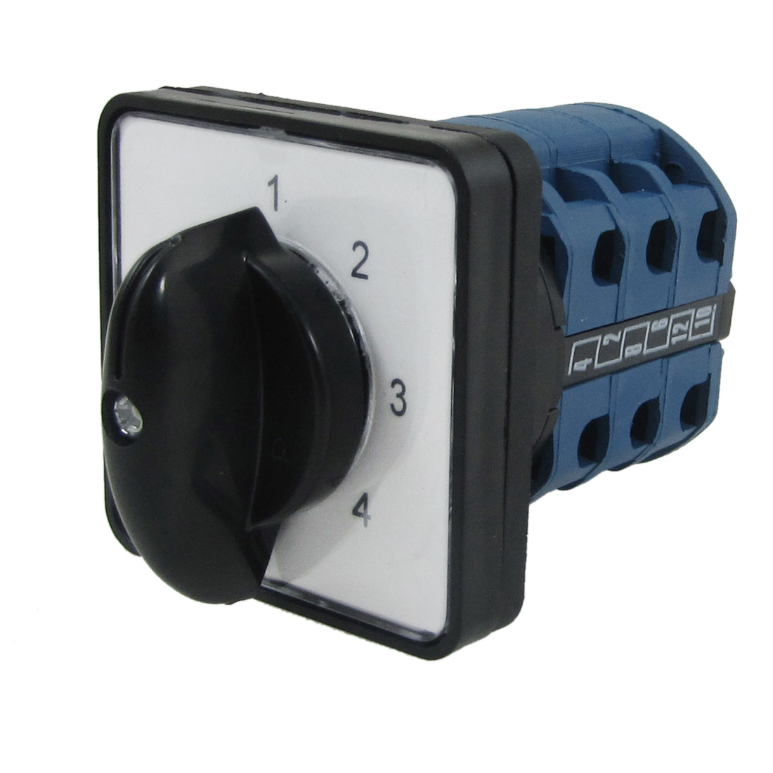 AC 440V 240V 4 Position Rotary Cam Universal Combination Switch
