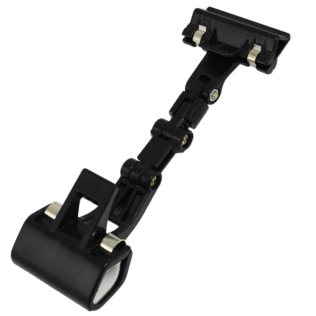 Adjustable Black Plastic Sign Clip Clamp Poster Price Label Holder 18cm