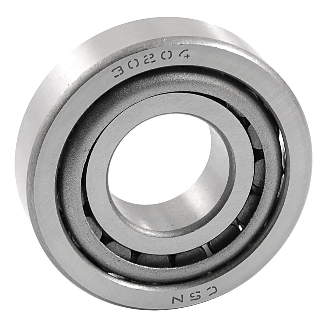 30204 20mm x 47mm x 15.25mm Single Row Taper Tapered Roller Bearing