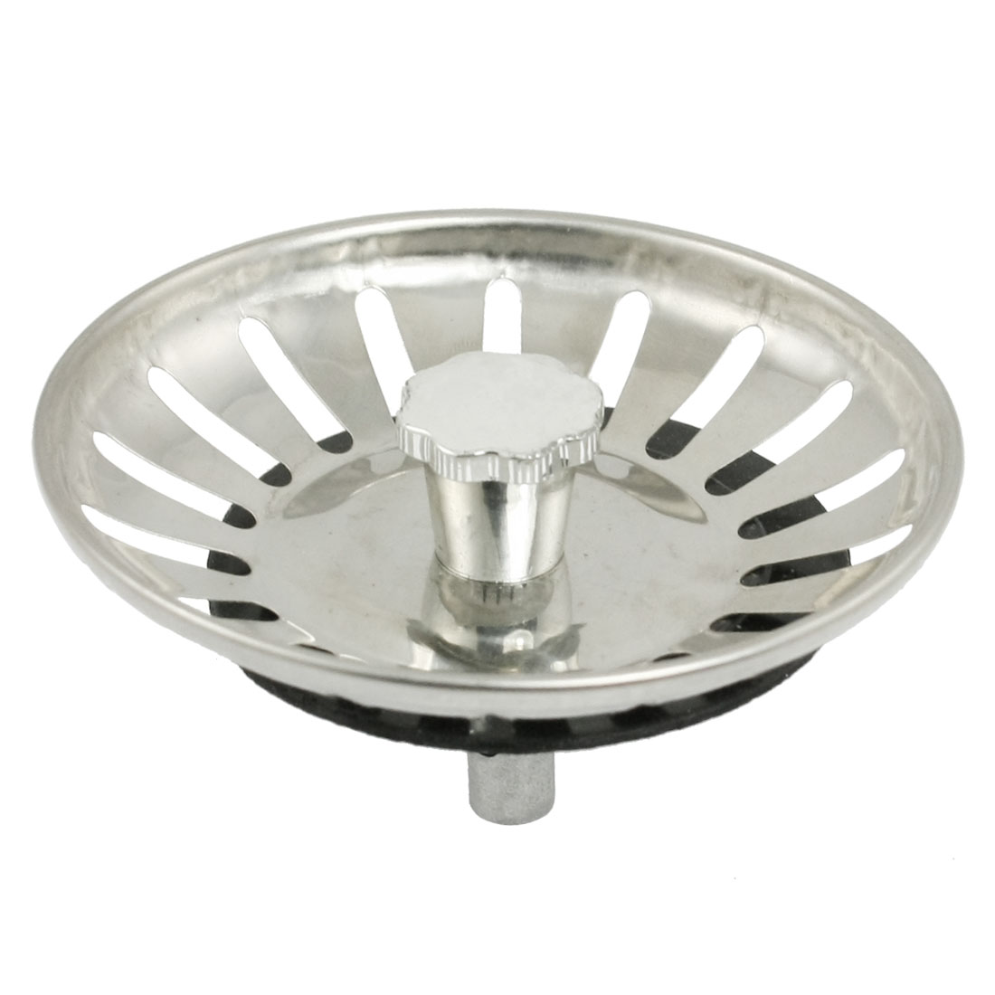 "3"" Dia Metal Kitchen Sink Strainer Drain Stopper"
