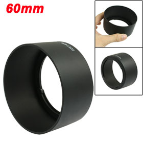 ET-67B Camera Lens Hood Black for Canon EF-S 60mm f2.8 Macro USM