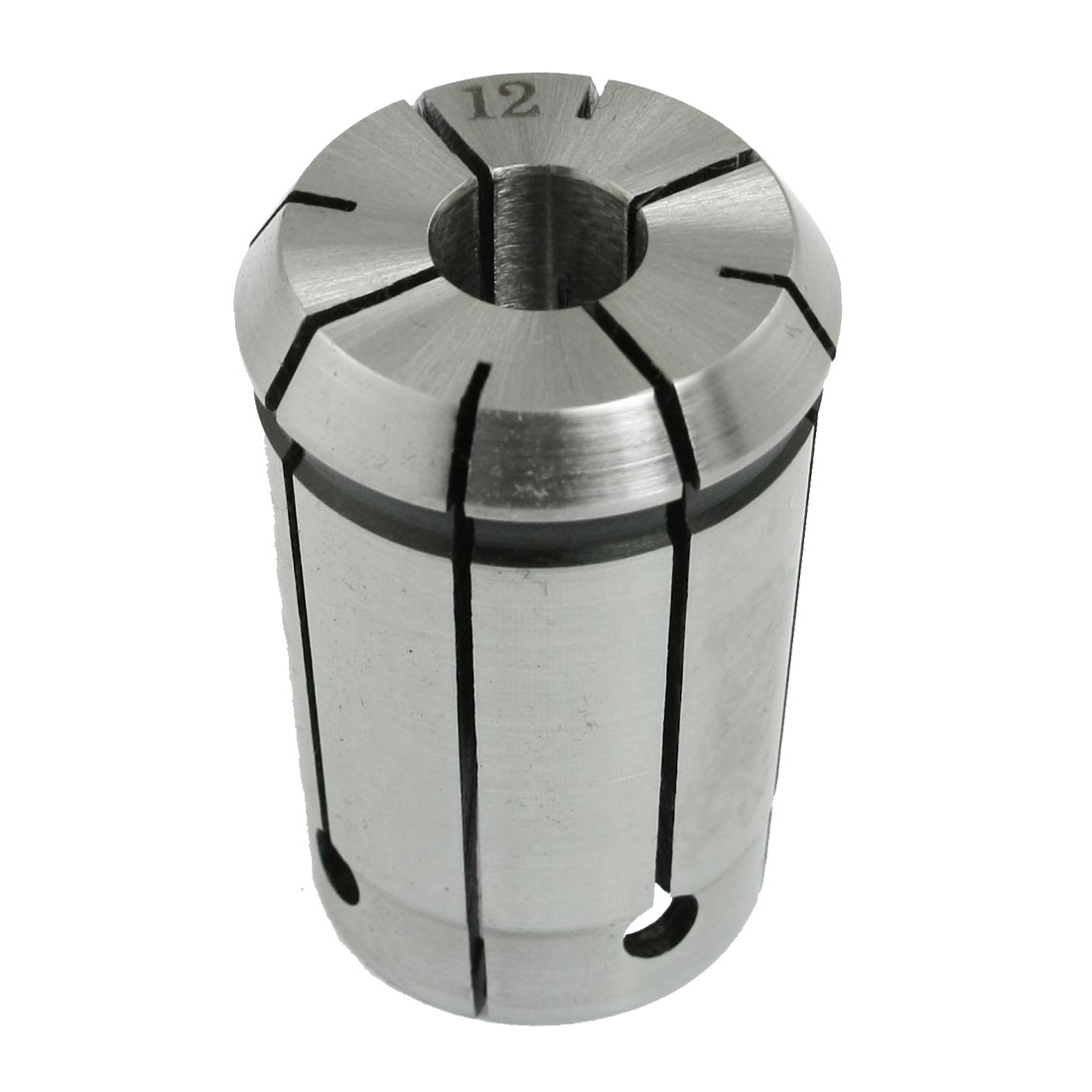 """0.47"""" Dia Milling Cutter Tools Chuck Stainless Steel Spring Action Collet"""