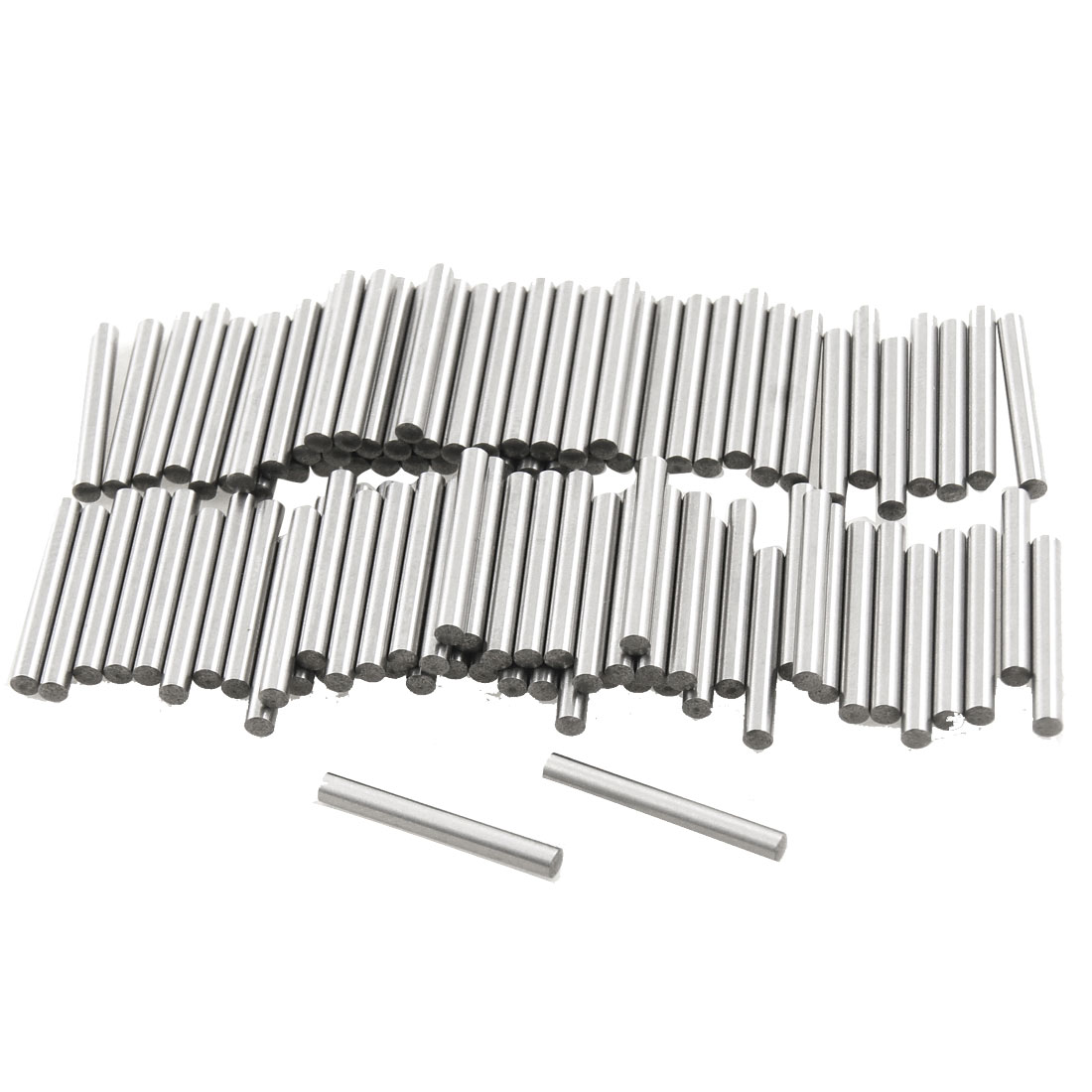 "100 Pcs Stainless Steel 3/40"" x 5/8"" Cylinder Dowel Pins Fasten Elements"