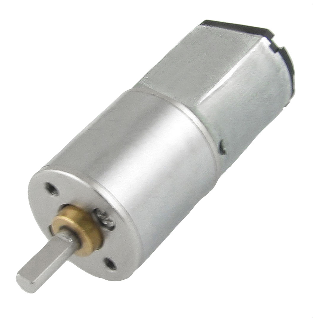 Electric Speed Reducing Metal DC Geared Motor 6V 30RPM 0.3A