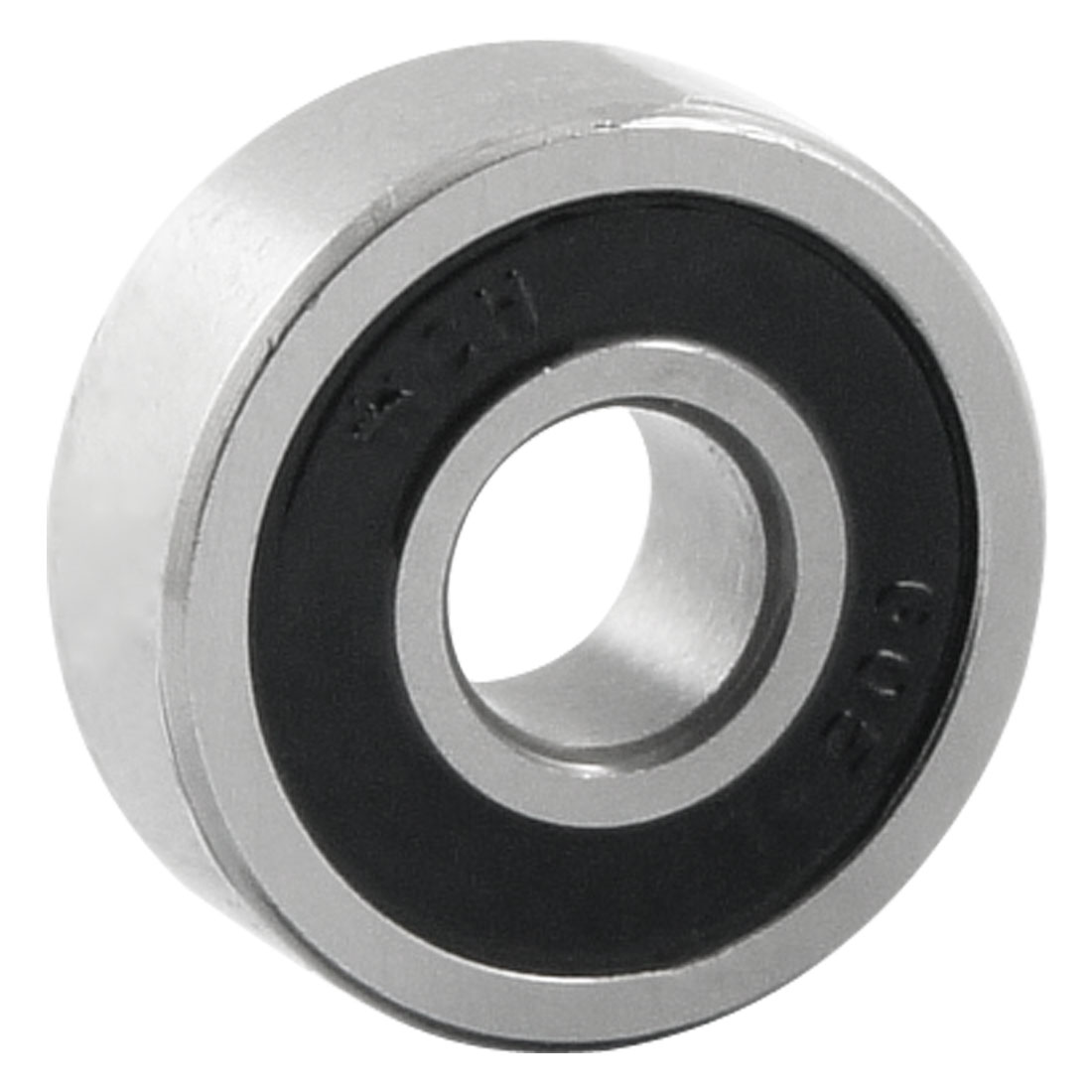 Industrial 605-2RS 5mm x 14mm x 5mm Deep Groove Ball Bearings
