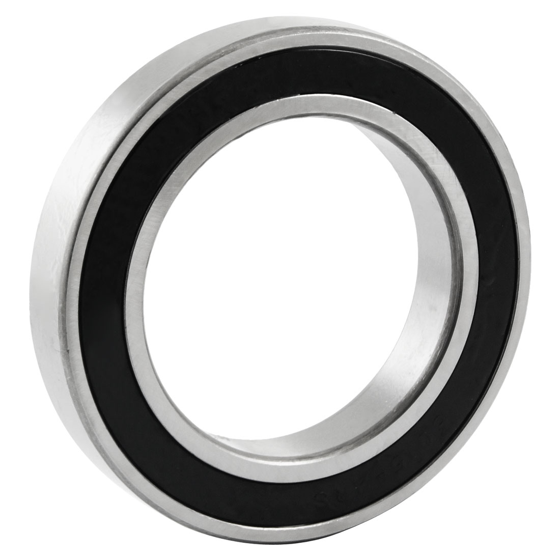 6015 2RS Black Rubber Sealed Deep Groove Ball Bearing 75mm x 115mm x 20mm