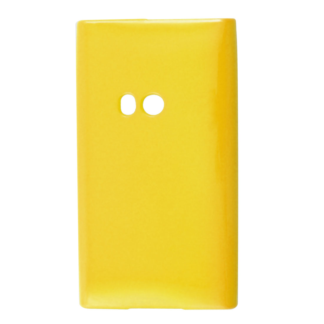 Yellow Soft Plastic Case Protector Guard for Nokia N9