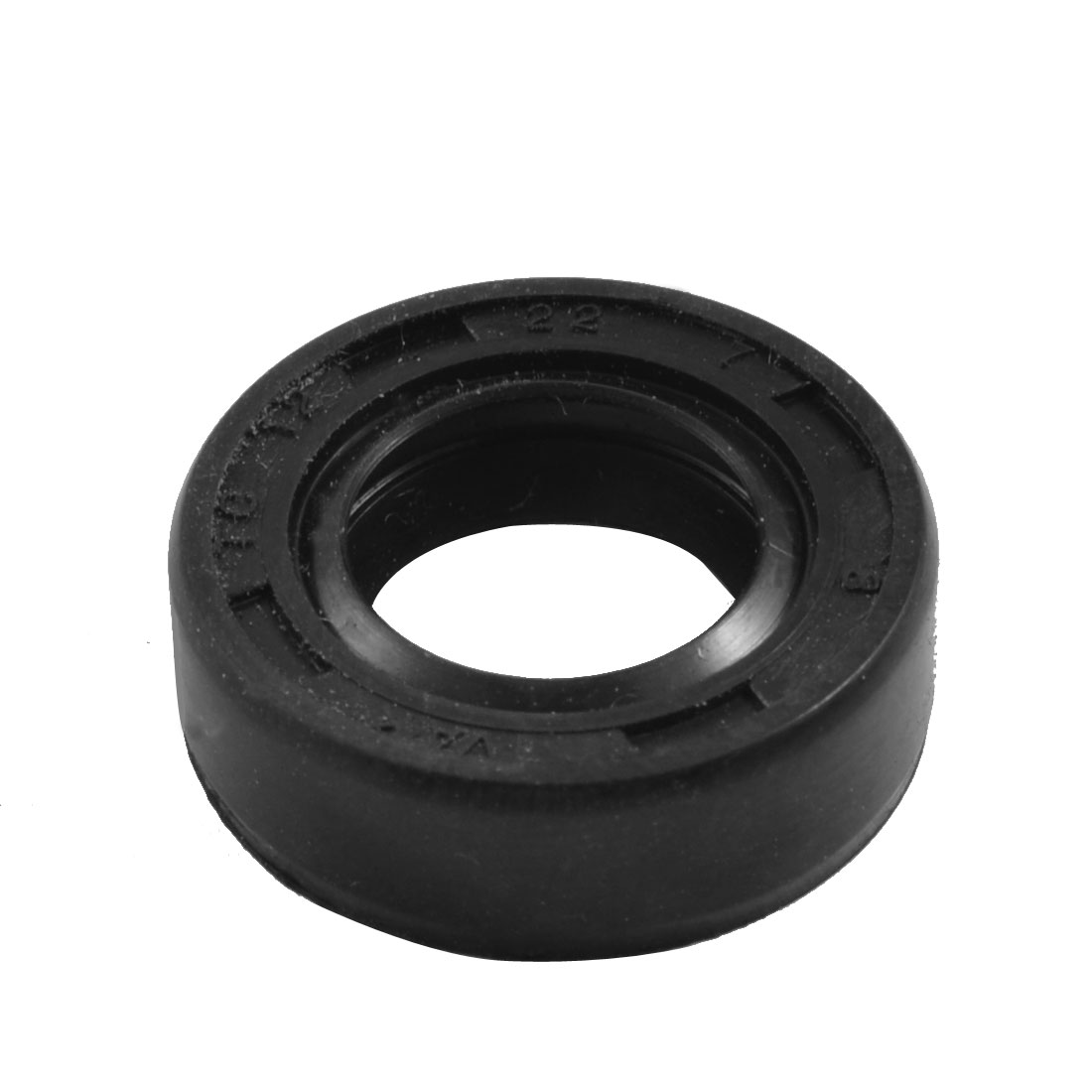 12mm x 22mm x 7mm Metric NBR Double Lipped Oil Shaft Seal TC