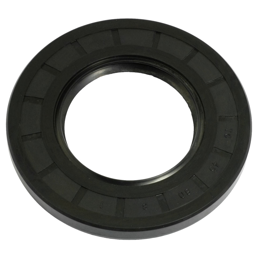 Engine Garter Spring Loaded Double Lip TC Oil Seal 45mm x 80mm x 8mm