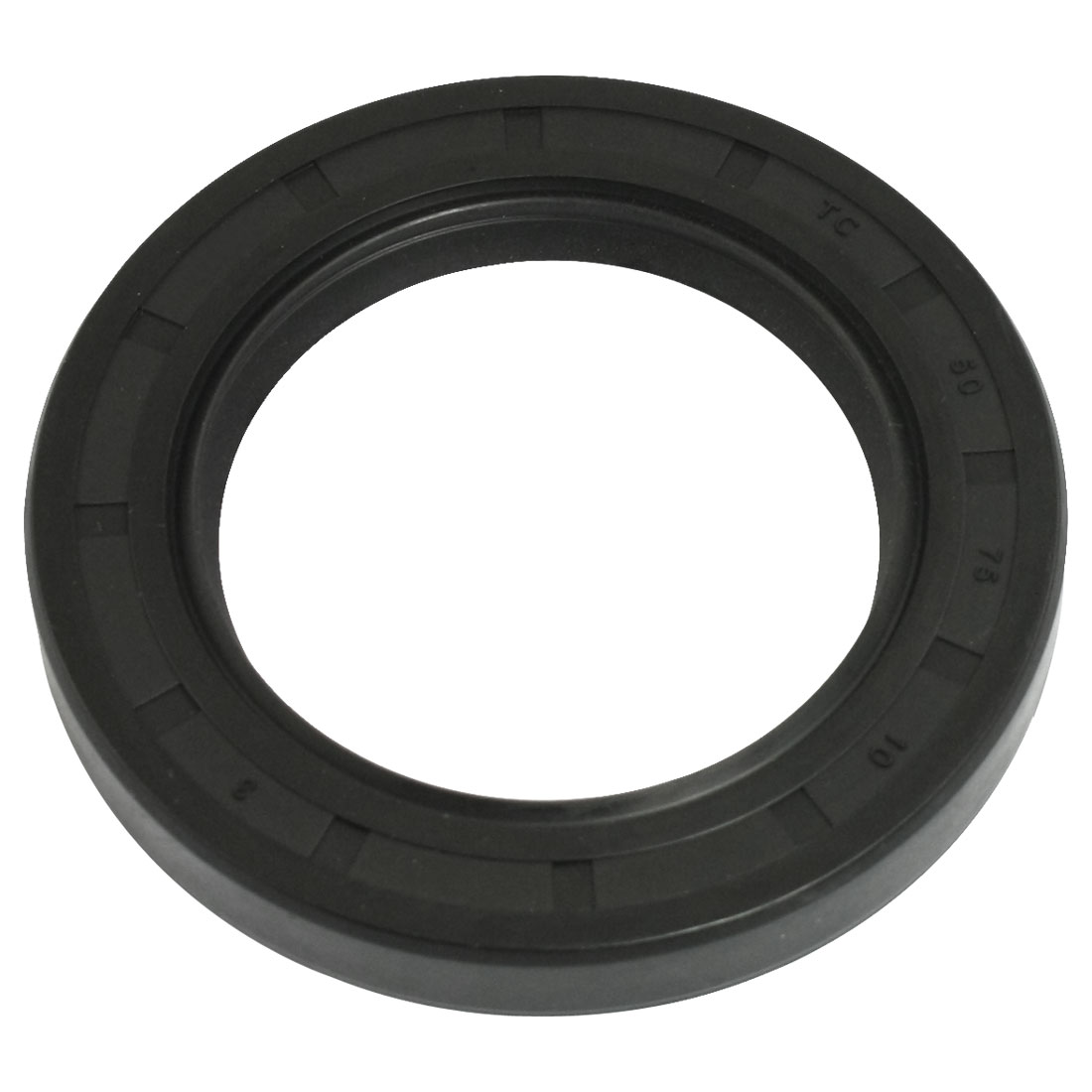 Nitrile Rubber Double Lip Shaft Sealing TC Oil Seal 50mm x 75mm x 10mm