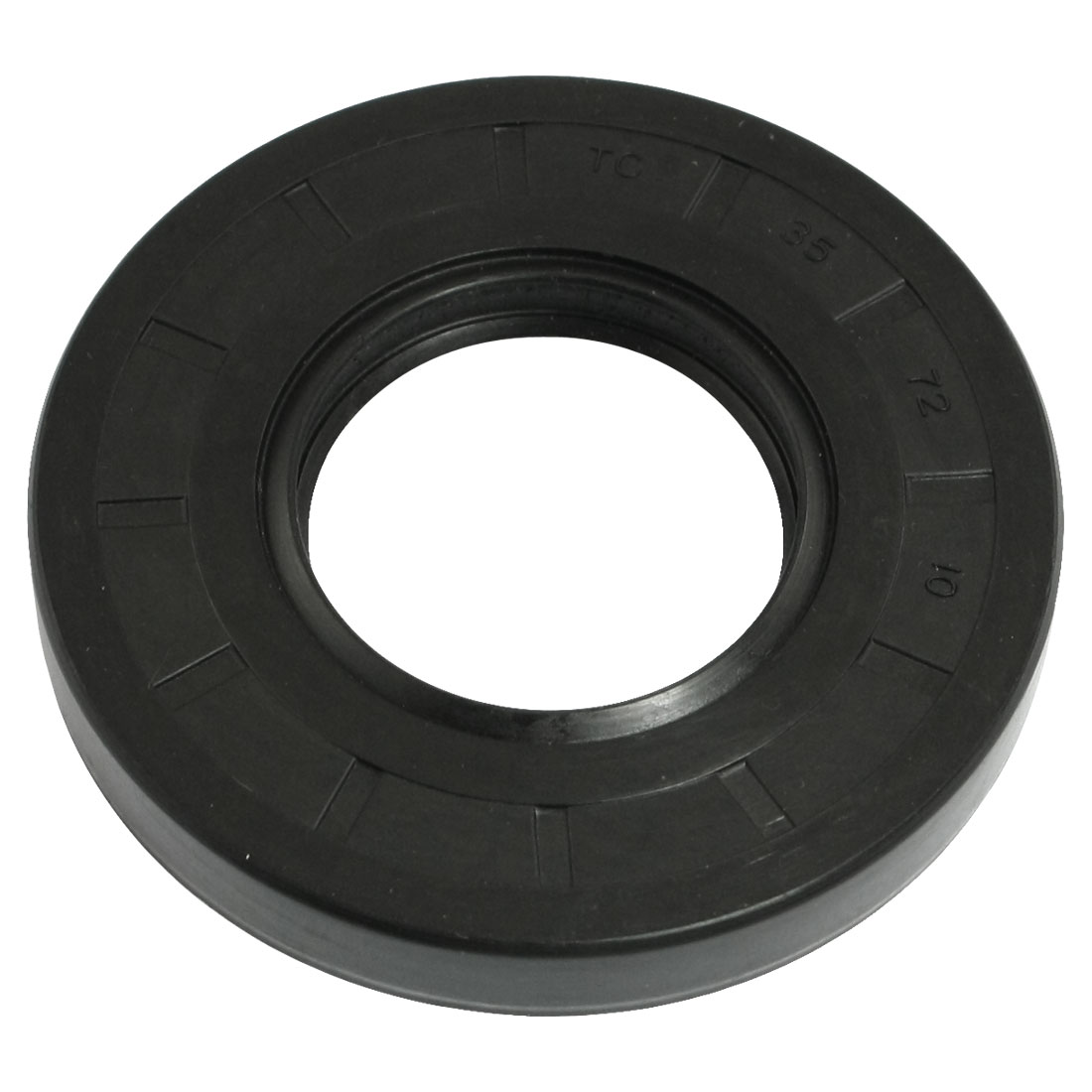 35mm Bore Metric Nitrile Rubber Double Lip TC Oil Seal 35mm x 72mm x 10mm
