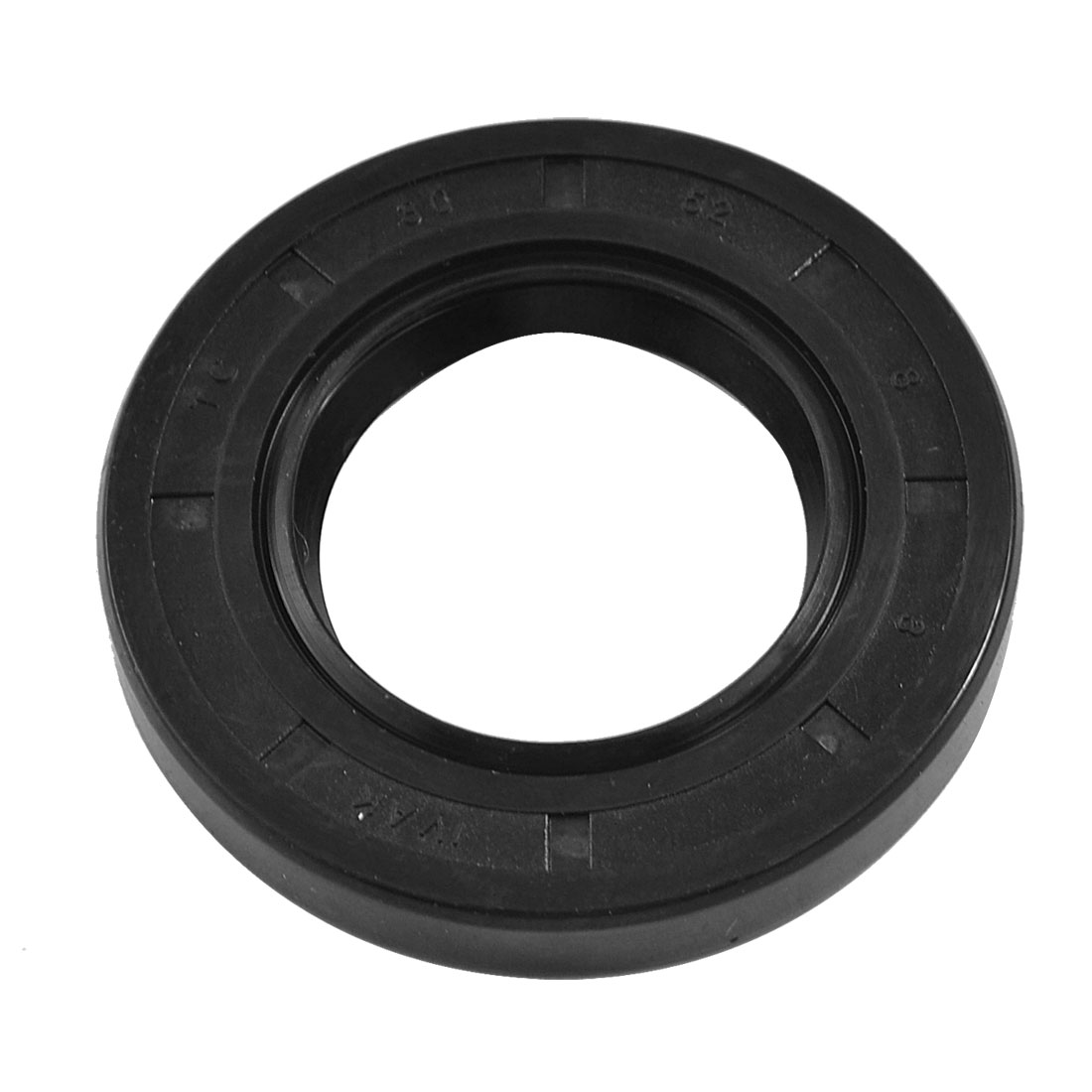 30mm x 52mm x 8mm Metric Double Lipped Rotary Shaft Oil Seal TC