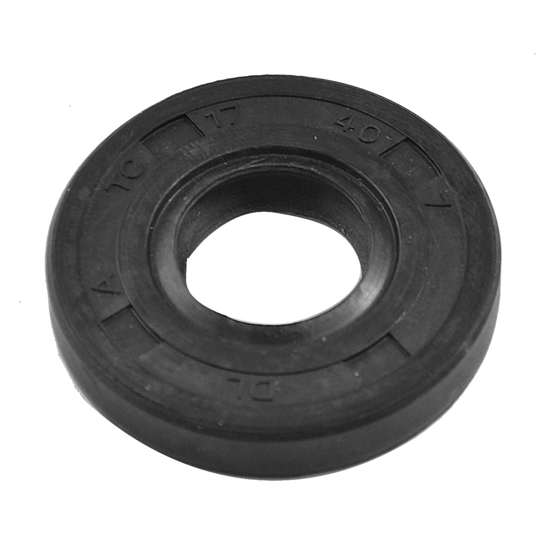 17mm x 40mm x 7mm Metric Double Lipped Rotary Shaft Oil Seal TC