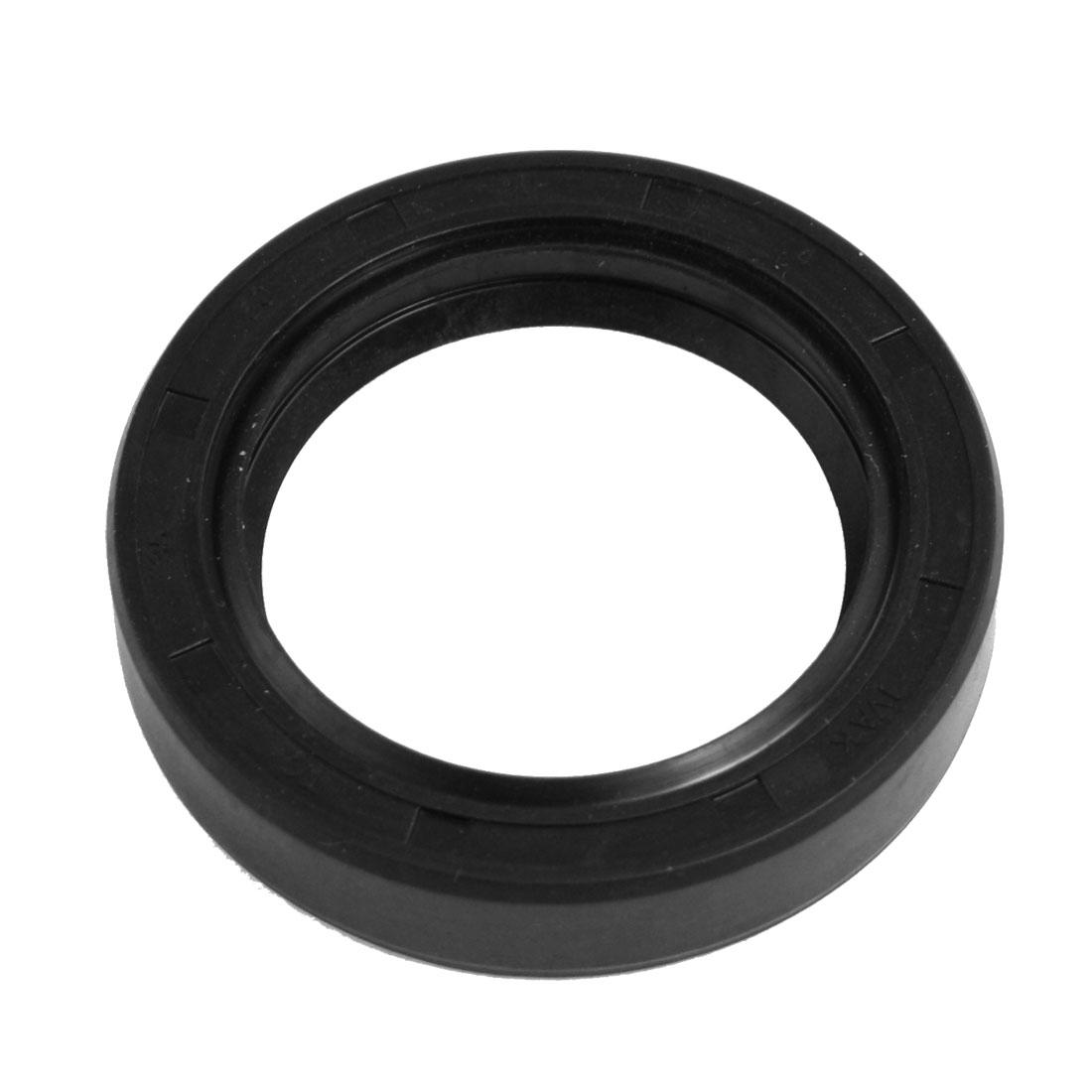 Metric TC Nitrile Rubber Double Lip Oil Shaft Seal 35mm x 50mm x 10mm