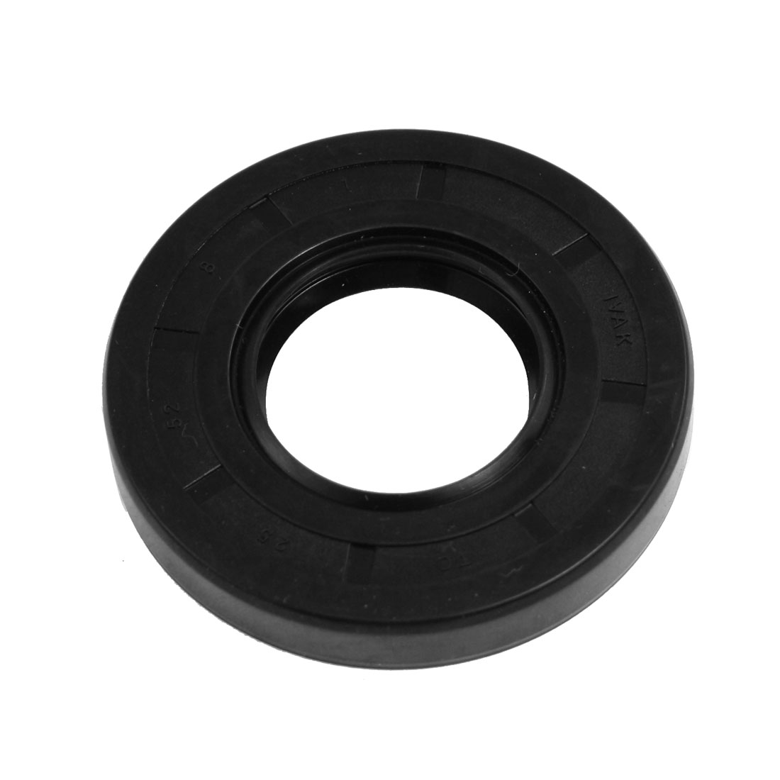 25mm x 52mm x 8mm TC NBR Double Lipped Rotary Shaft Oil Seal