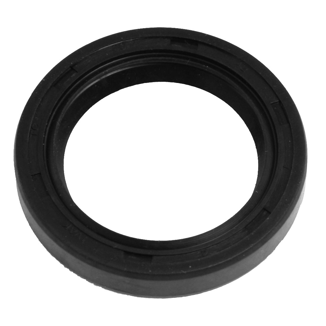 30mm x 42mm x 7mm Nitrile Rubber Double Lip TC Rotary Shaft Oil Seal