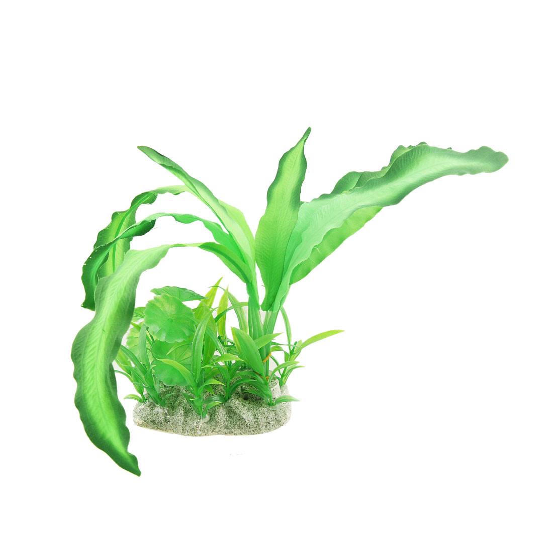 Aquarium Fish Tank Aquascaping Green Manmade Water Plant Grass