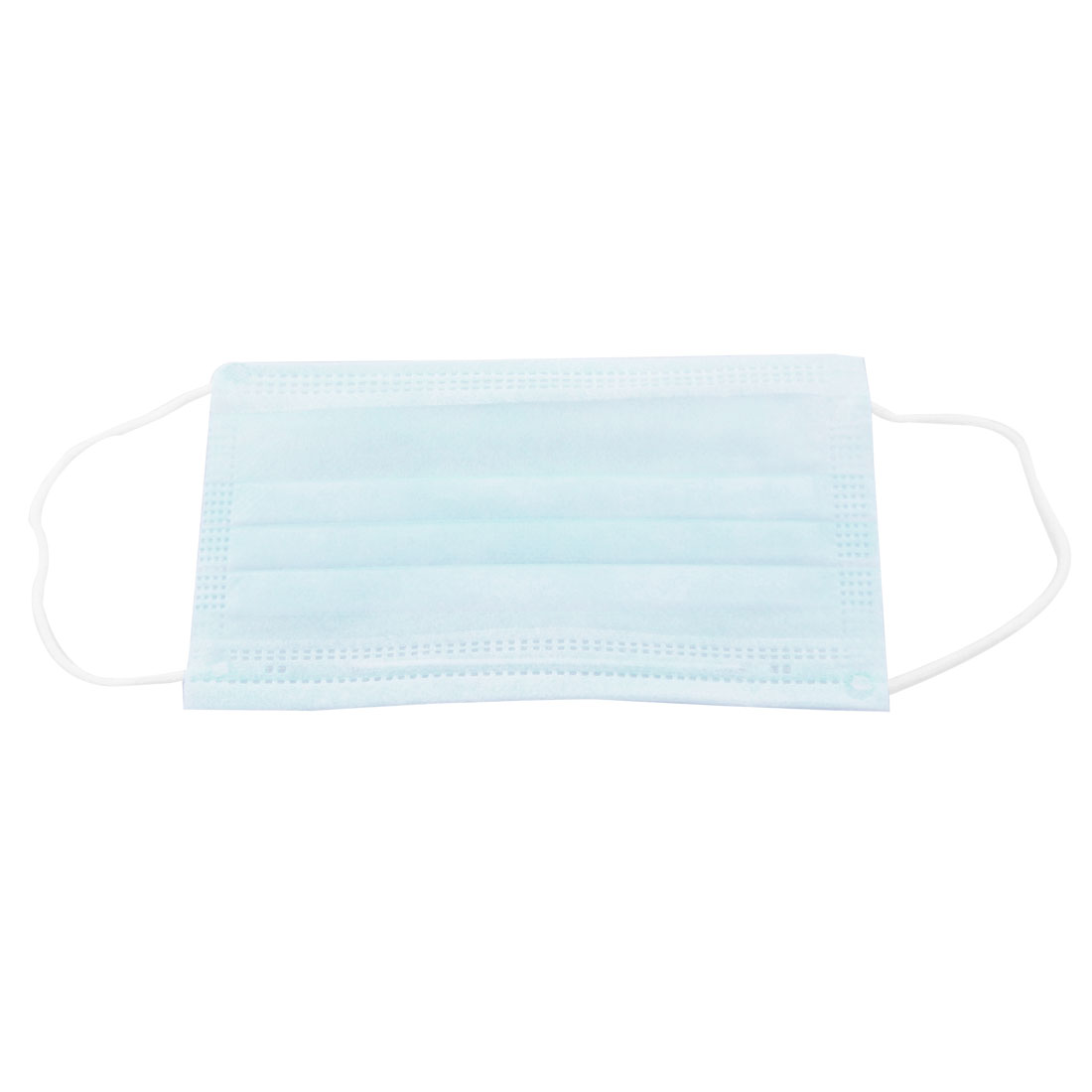 7 Pcs Blue Oral Surgery Mouth Face Protective Disposable Masks