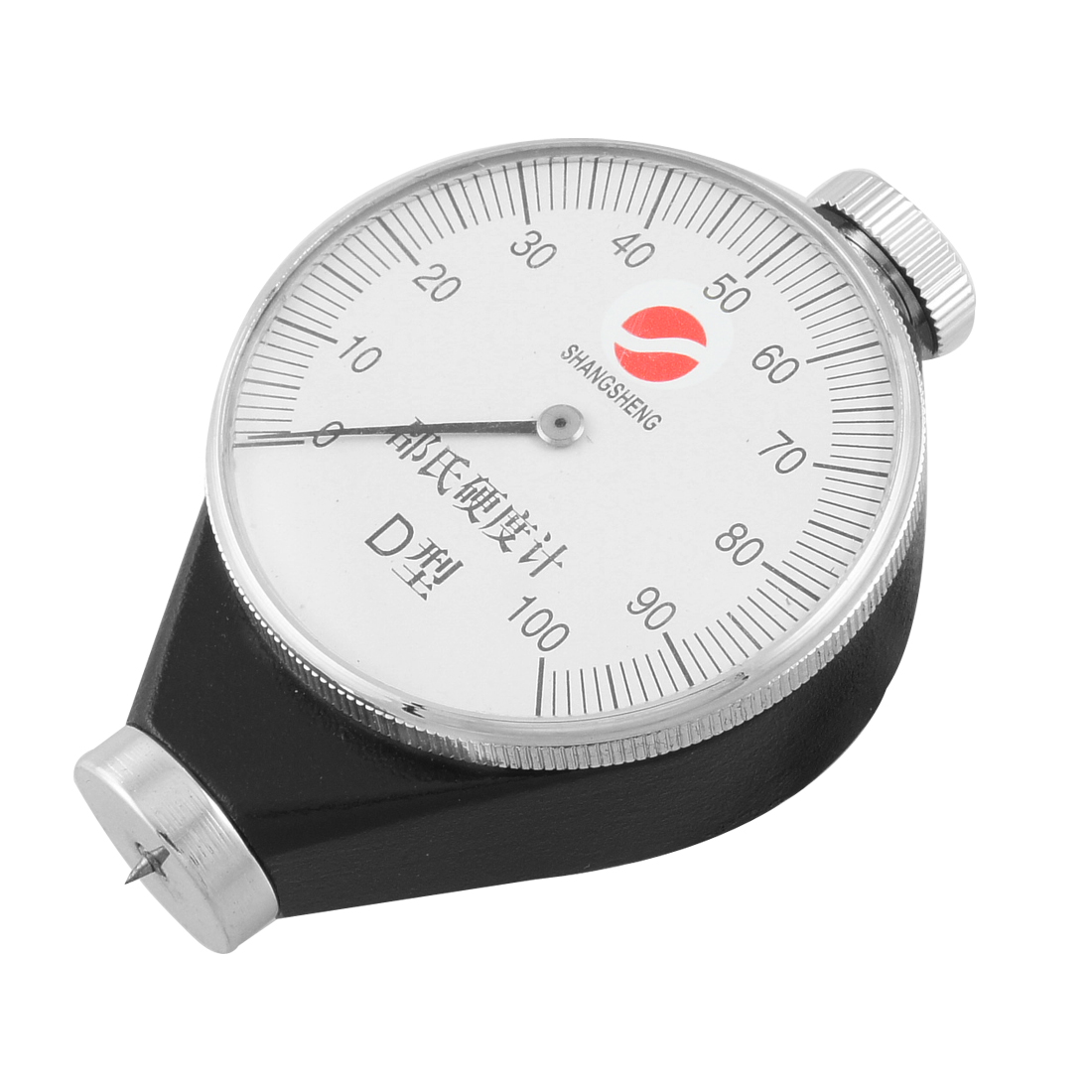 Shore Tire Durometer Type D 0-100mm Rubber Hardness Tester
