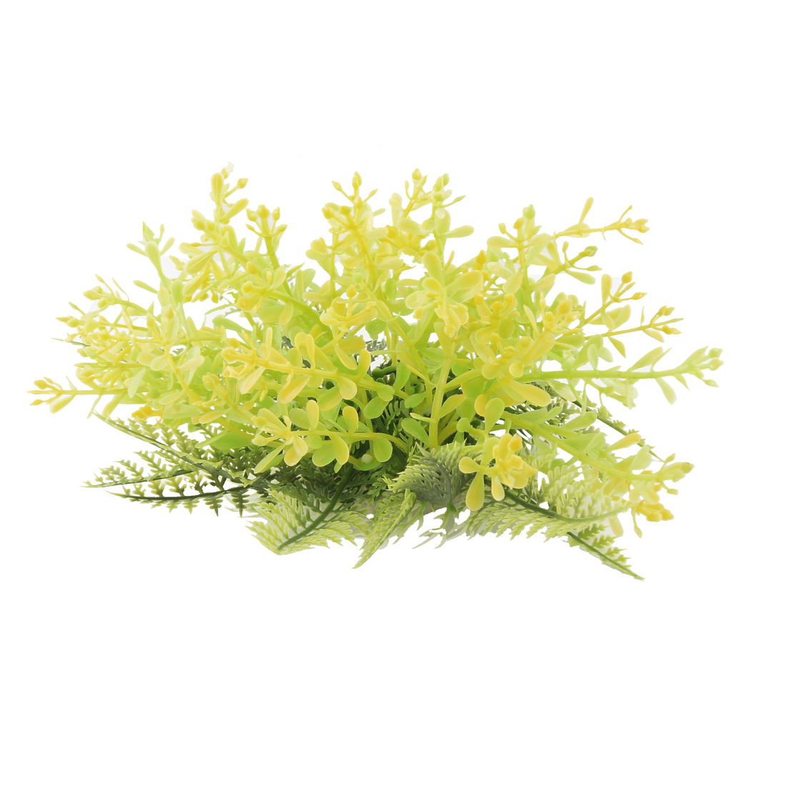 Plastic Aquarium Ornament Fish Tank Aquascaping Plant Grass