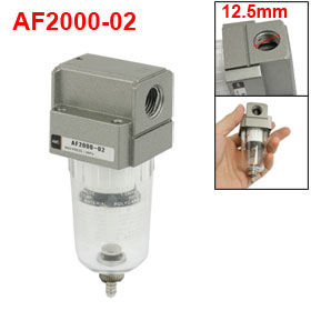 "AF2000-02 1/2"" Thread Pneumatic Air Filter for Compressor"