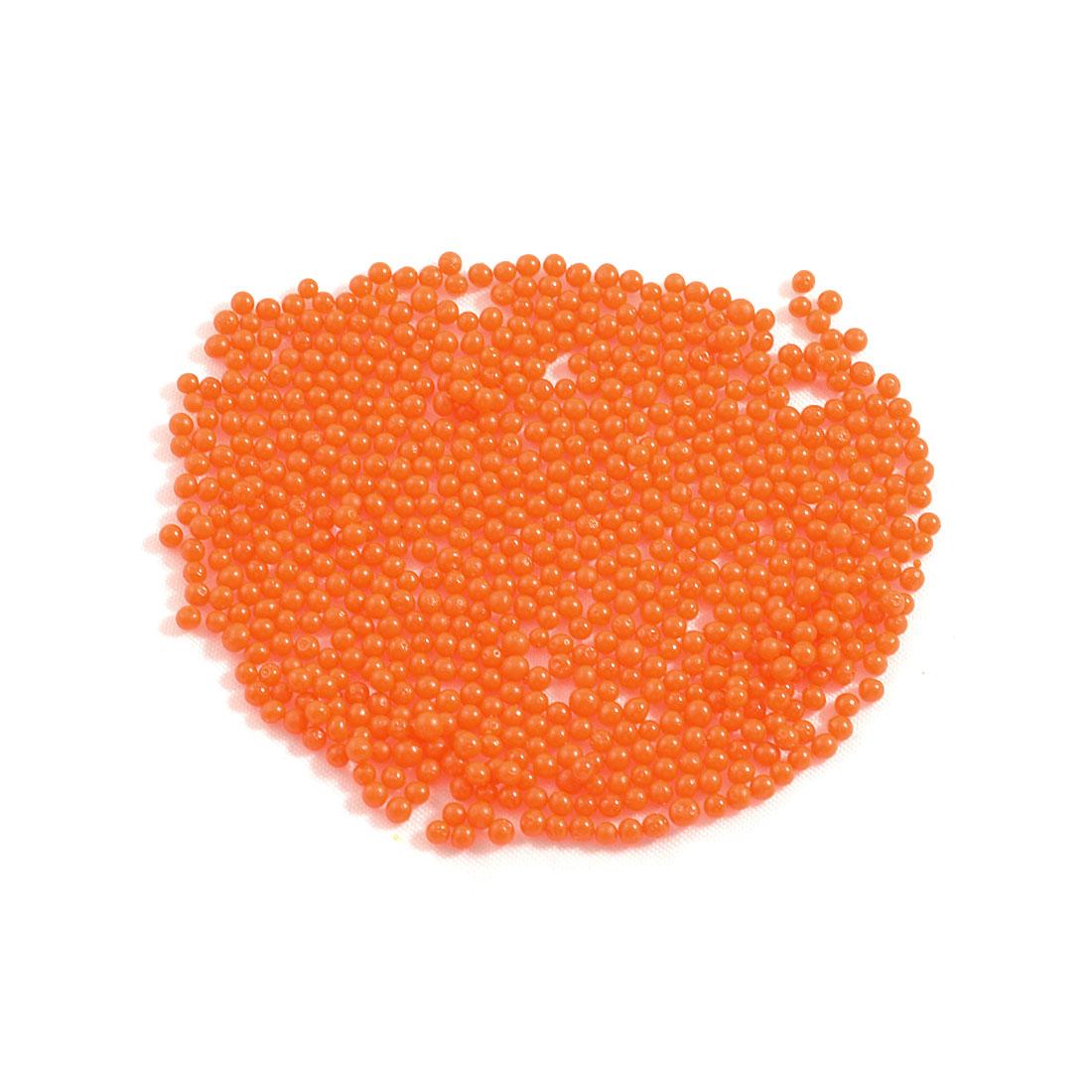 10 Bags 2-2.5mm Orange Granule Shaped Crystal Soil for Planting