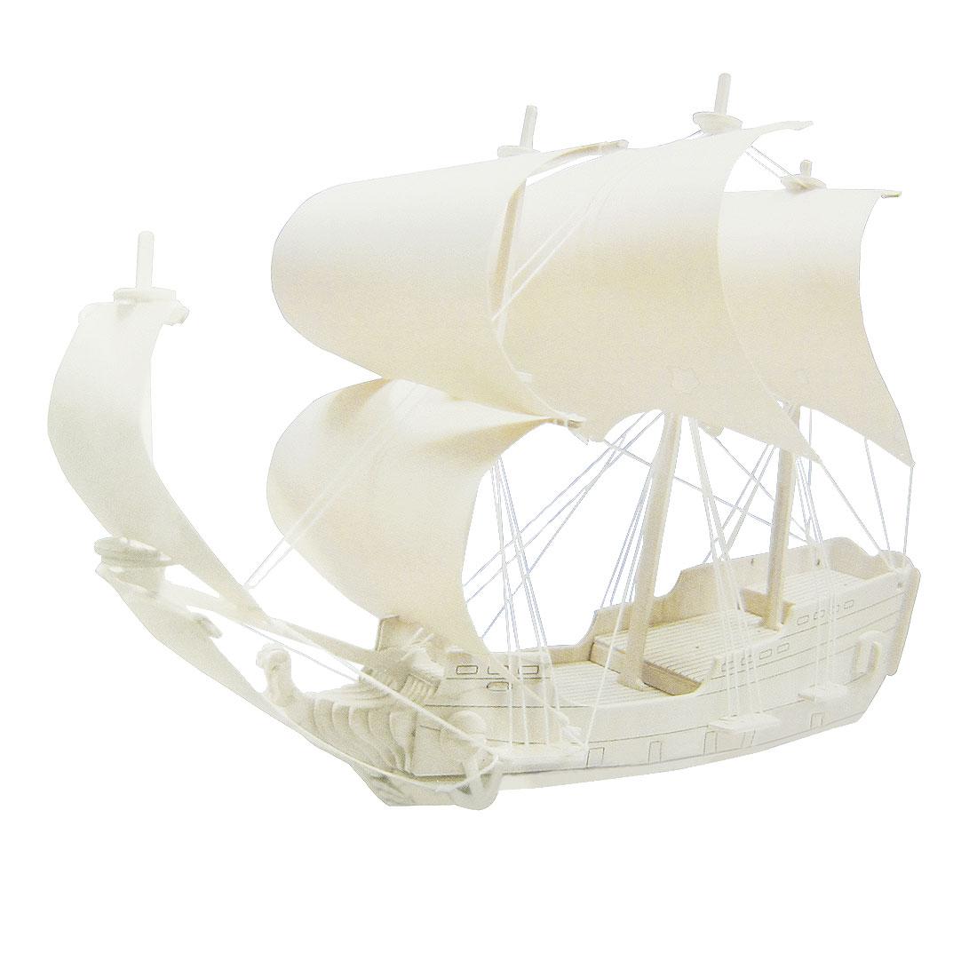 Sailing Ship Gothenburg Model Wood Construction Kit DIY Puzzle Toy Gift for