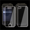 Clear 3D Sticker LCD Screen Protector for iphone 4 4S